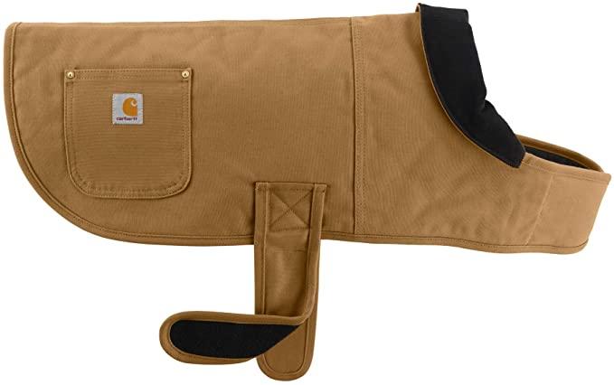 Amazon Com Carhartt Chore Coat Dog Vest Water Repellent Cotton Duck Canvas Clothing Dog Vest Carhartt Chore Coat Dog Coats