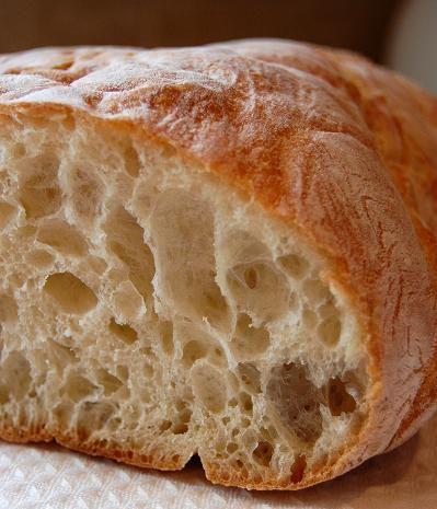 Pão ciabata