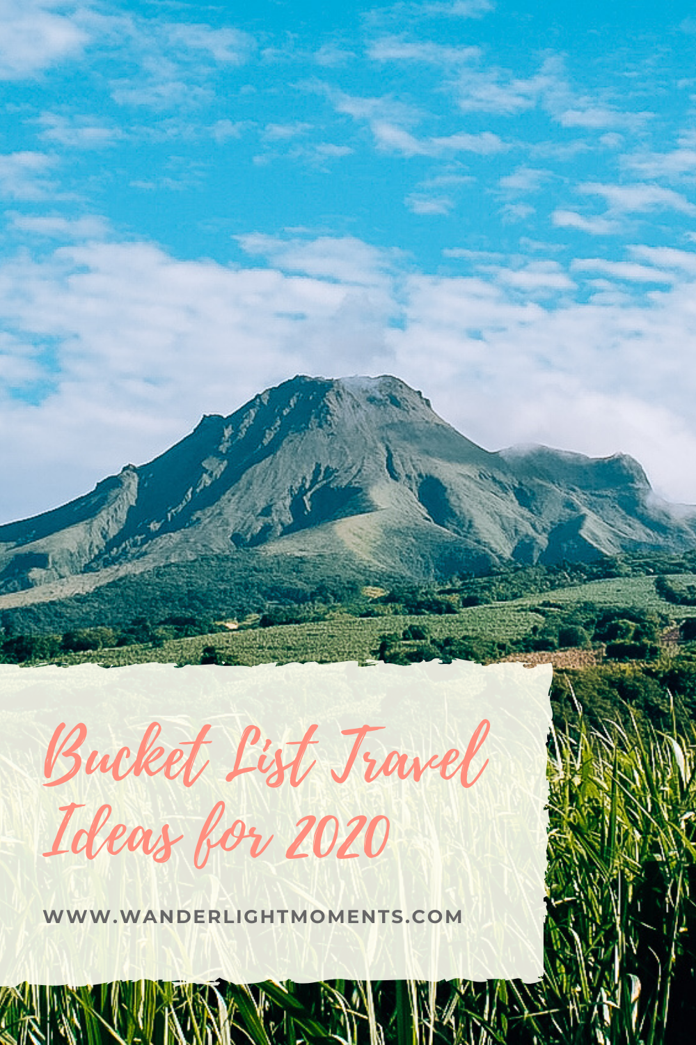 My top bucket list travel ideas for 2020 including unique places to visit and inspiring once-in-a-lifetime experiences ar… in 2020   Travel ...