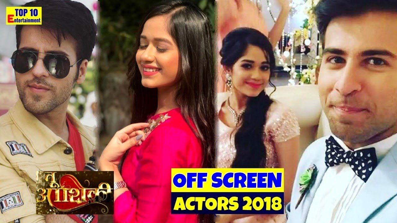 Tu Aashiqui Colors Serial Actors Pankti Ahaan Off Screen