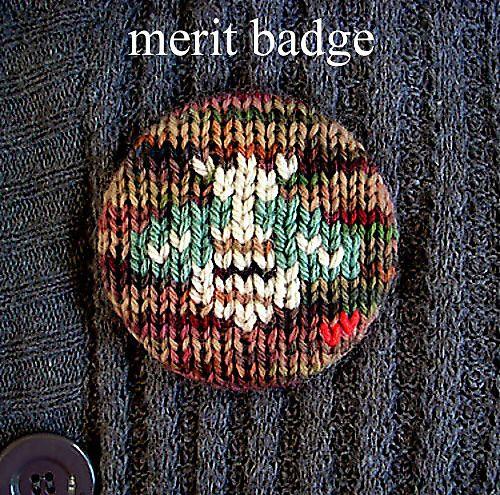 Make someone you love a merit badge.