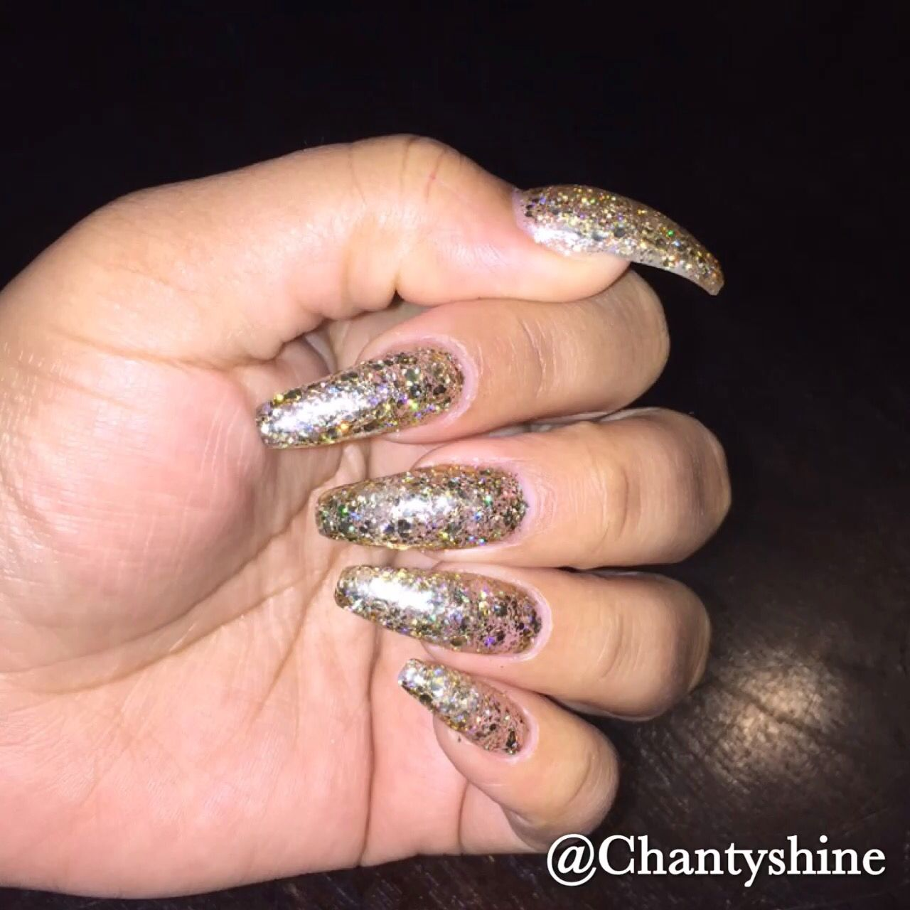 ✰ follow @badgalronnie ✰ | Nails & Hands | Pinterest