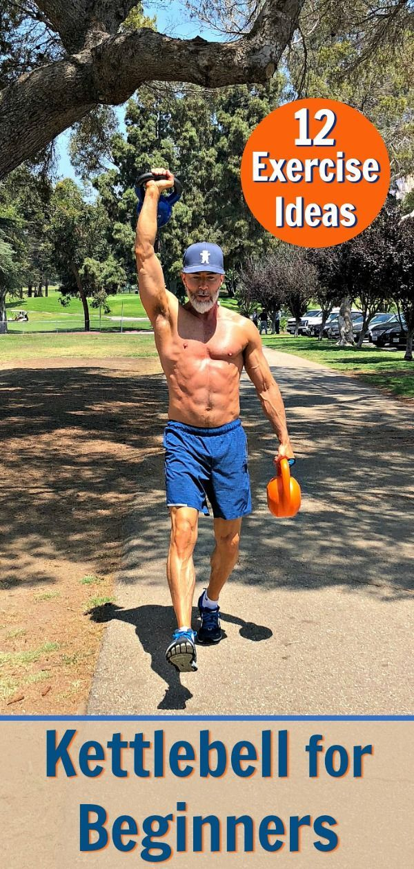 12 Kettlebell Exercise Ideas For A Defined Sculpted Body Over Fifty And Fit Kettlebell
