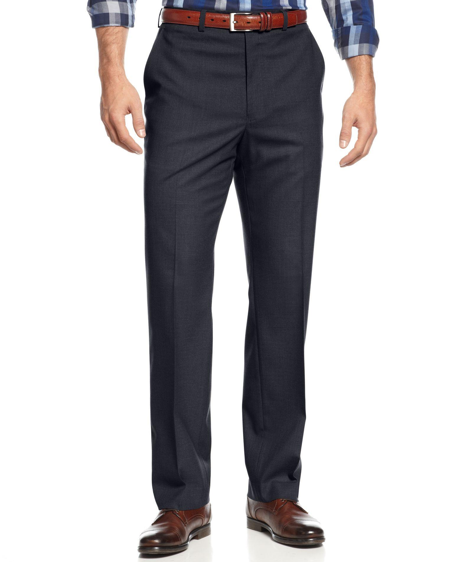 Michael Michael Kors Solid Dress Pants