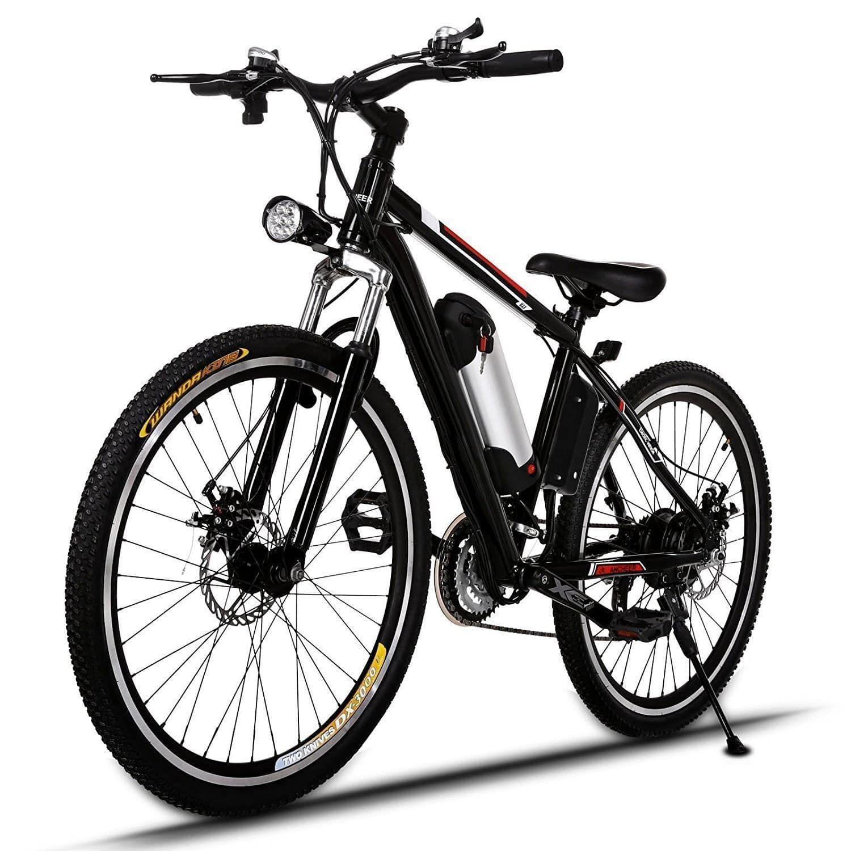 Top 10 Best Electric Mountain Bikes in 2018 | Electric mountain bike ...
