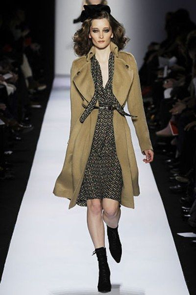 See the complete Diane von Furstenberg Fall 2008 Ready-to-Wear collection.
