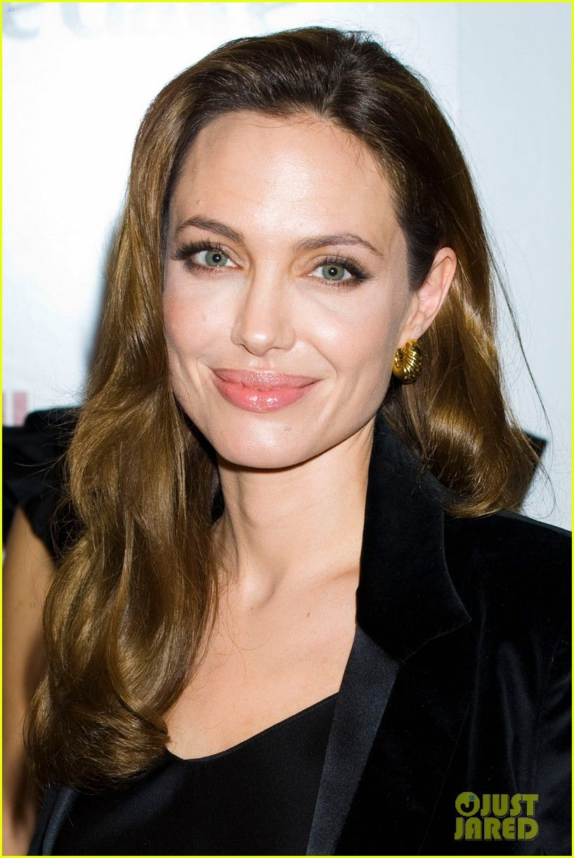 Angelina Jolie: 'Blood & Honey' Marie Claire Screening!   angelina jolie marie claire screening 07 - Photo