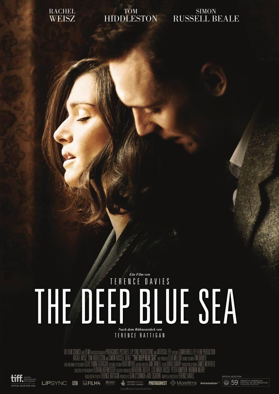 Auch wenn die Kritiken zu diesem Film sehr unterschiedlich ausfielen: Ich liebe ihn! THE DEEP BLUE SEA von Terence Davies.