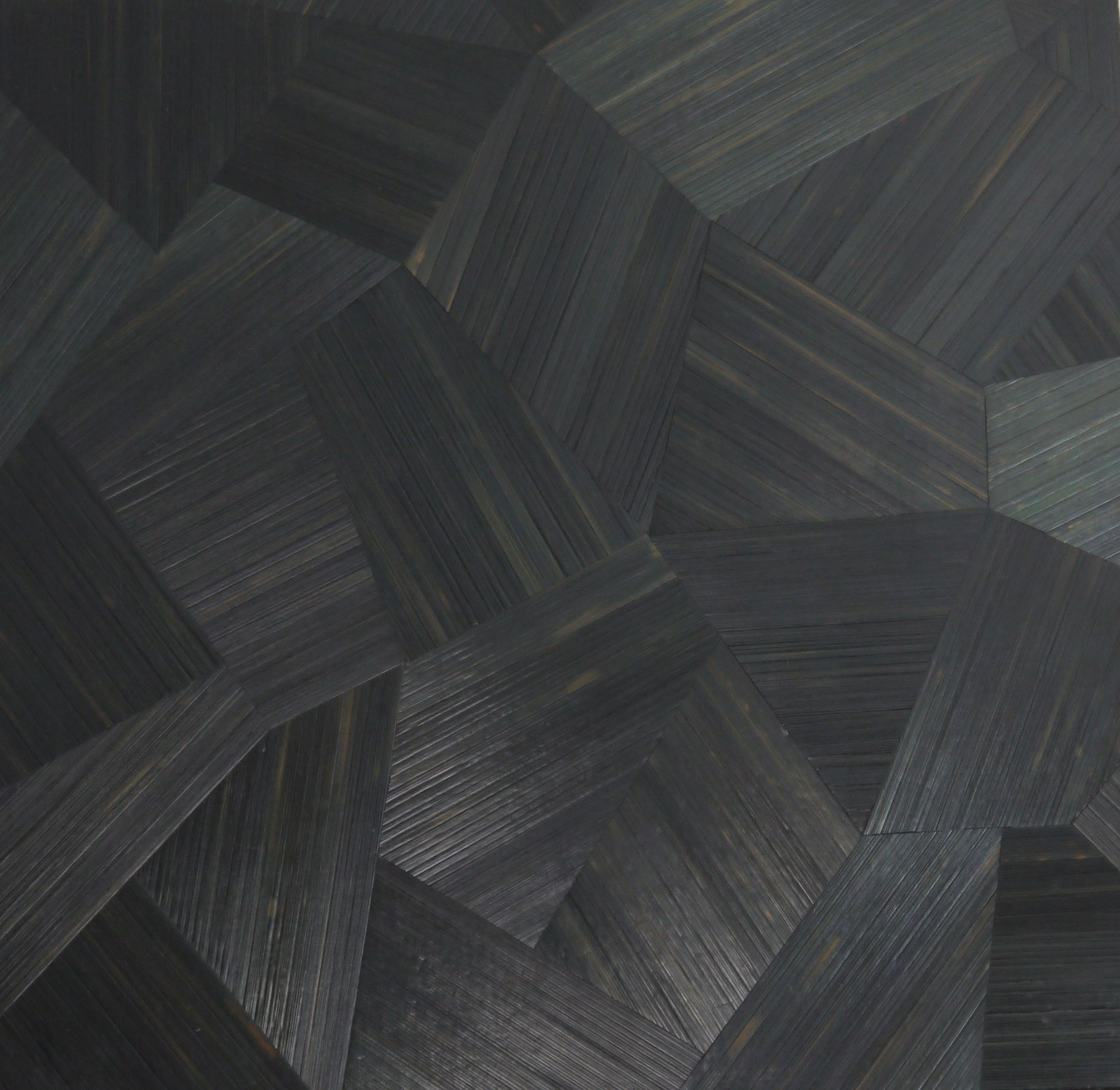 Black Straw Marquetry from Our New Straw Marquetry