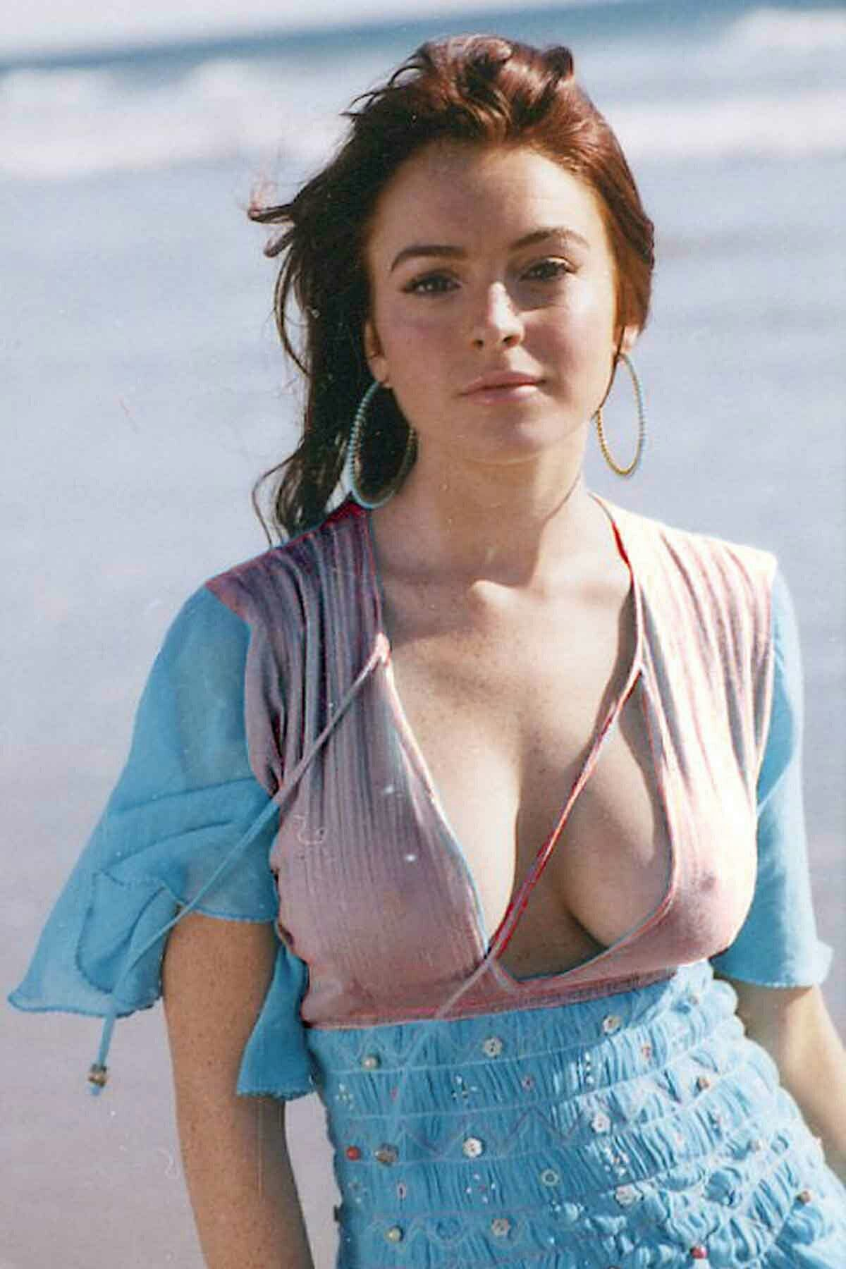 So Beautiful Lindsay Lohan Women Actresses