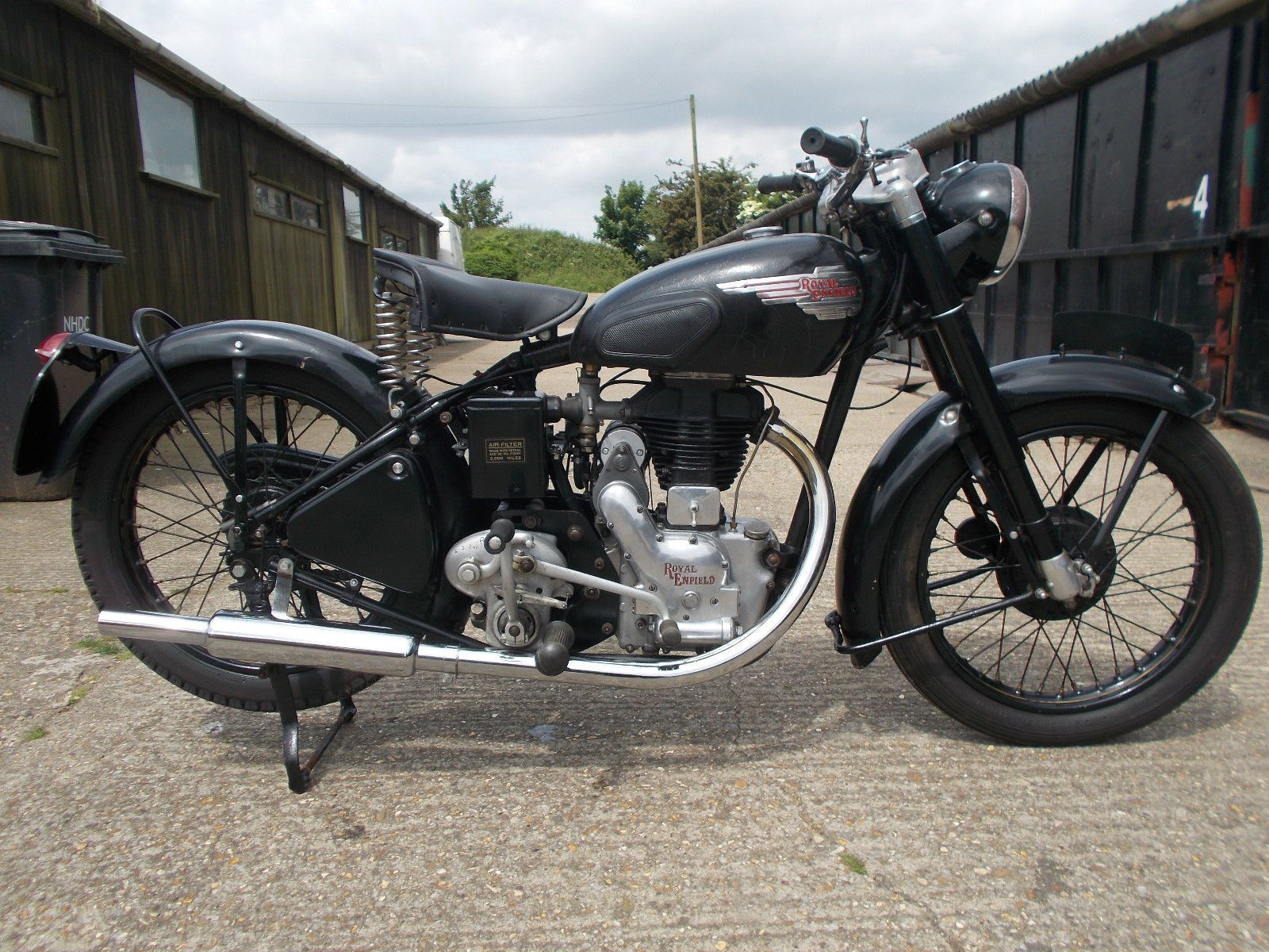 Matchless g 11 csr for sale 1958 on car and classic uk c544589 - 1952 Royal Enfield Model G 350 British Motorcyclescars
