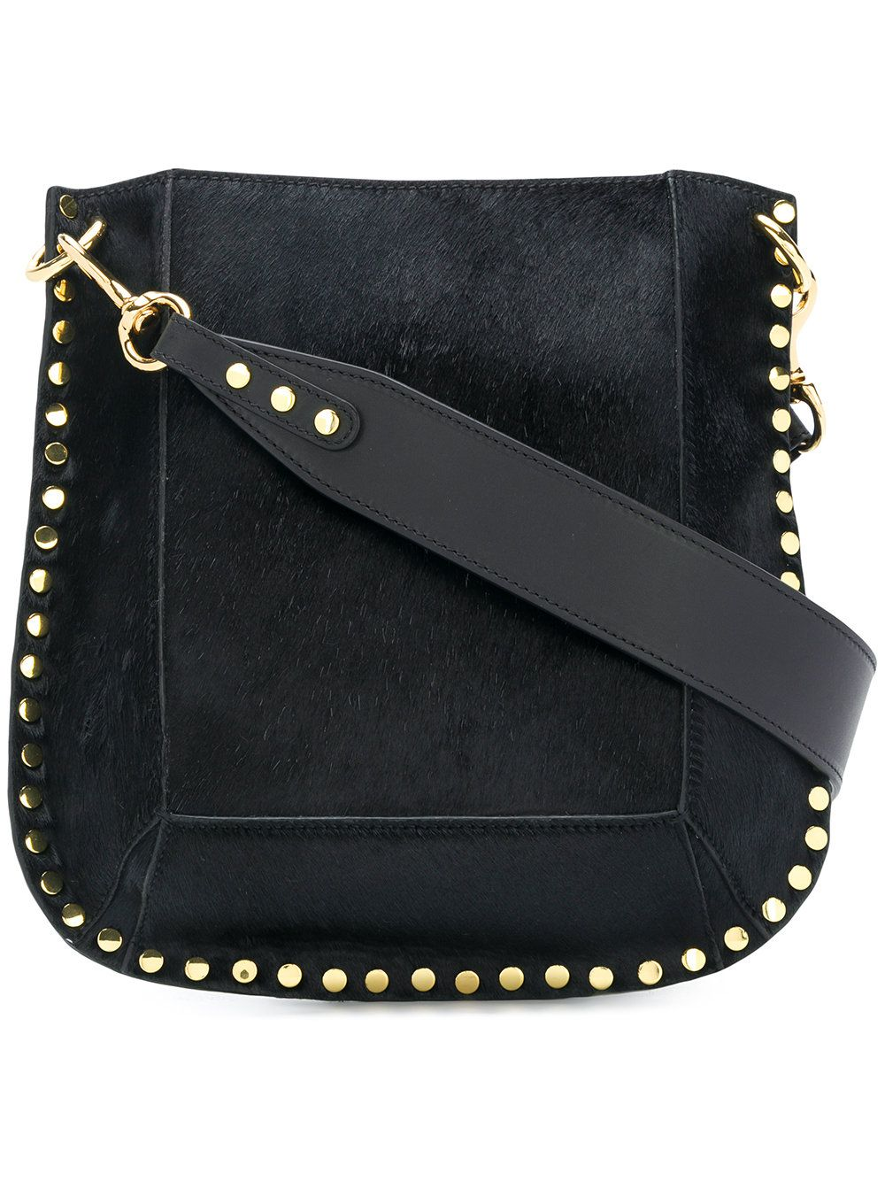 studded crossbody bag - Brown Isabel Marant UQiJaxU
