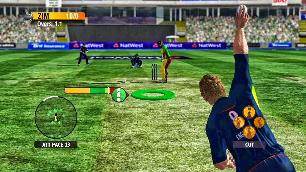 Cricket World Cup 15 PC Game Free Download Cricket world