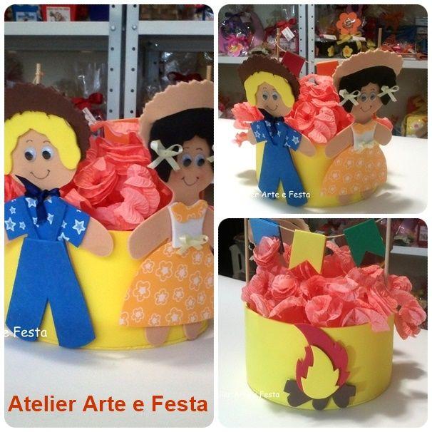 Para enfeitar sua festa junina #atelierartefesta #festajunina #enfeitedefestajunina