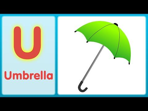The U Song (Uppercase)   Alphabet Song   Super Simple ABCs - YouTube