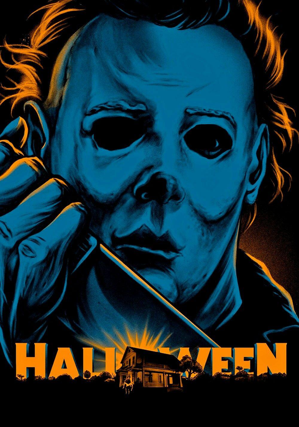 Halloween Poster Art.Halloween Movie Poster Halloween Halloween Poster