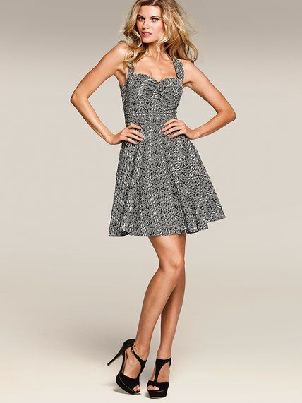 Cross-back Sundress - want this dress so cute!