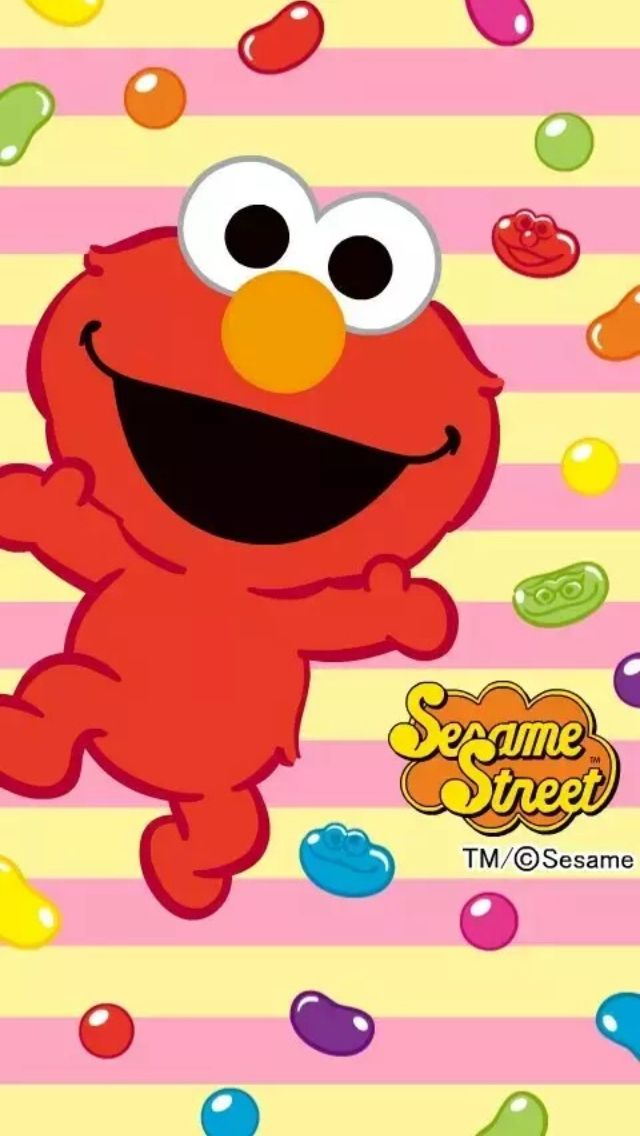 Sesame Streets Backrounds Shopkins Plaza Wallpaper