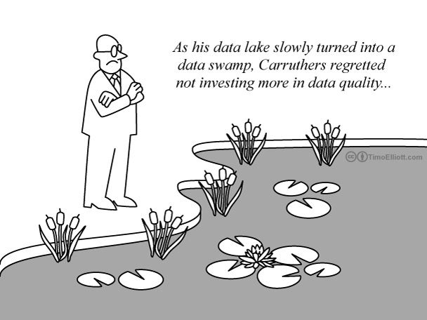 More Analytics Cartoons Data Data Quality Data Analytics