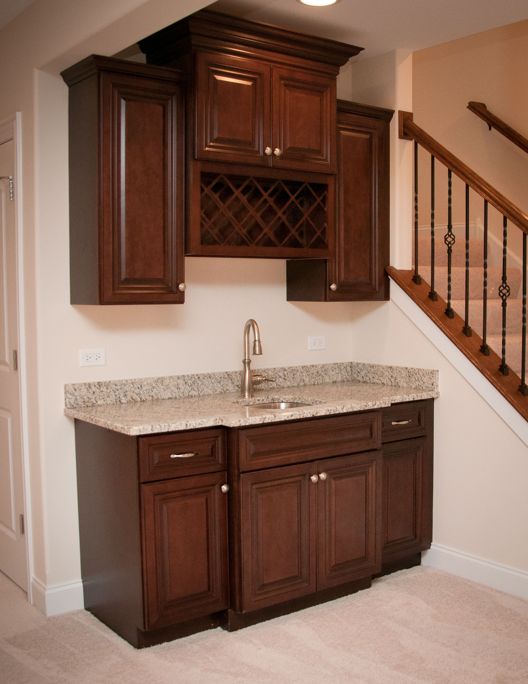 Kensington Kitchen Cabinets: Choice Cabinet Kensington Door Style. Wine Bar Storage