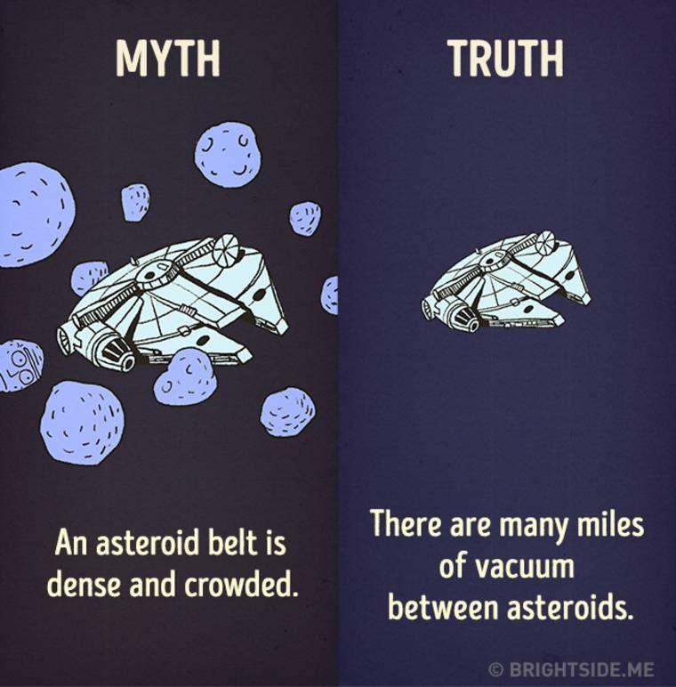 12 falsos mitos del cine
