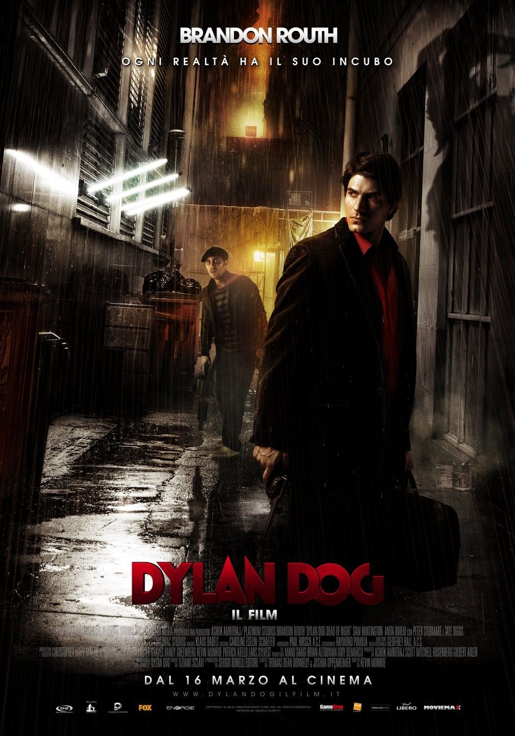 Dylan Dog Dead Of Night Poster Dylan Dog Dead Of Night Original2