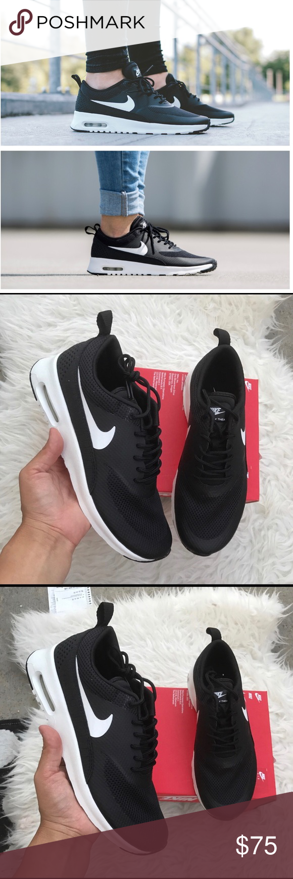 huge selection of cffb0 be4bf NIKE AUTHENTIC WOMENS AIR MAX SZ 7,8,8.5 New NIKE AUTHENTIC WOMENS AIR MAX  SZ 7,8,8.5 New 100% authentic! Itm cudo Nike Shoes
