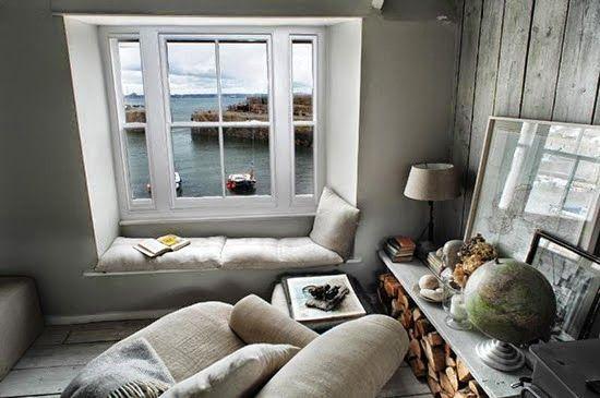 English coastal interiors