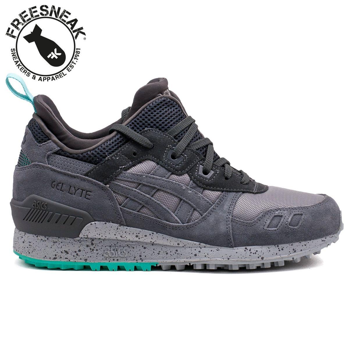 UK Shoes - NEW asics Gel-Lyte MT Shoes Mens Sneakers Sneakers Sport Grey HL6G0 1111 Grey