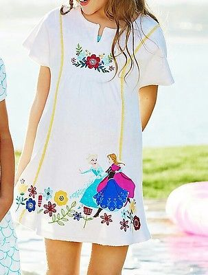 b2ec142a1a NWT Disney Store Frozen Elsa and Anna swimsuit Cover up size 3 ...