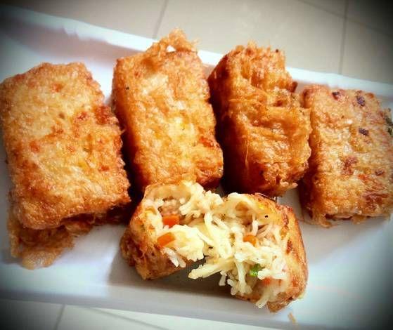Resep Misoa Goreng Ayam Wortel Foto Step By Step Oleh Tintin Rayner Resep Masakan Resep Makanan