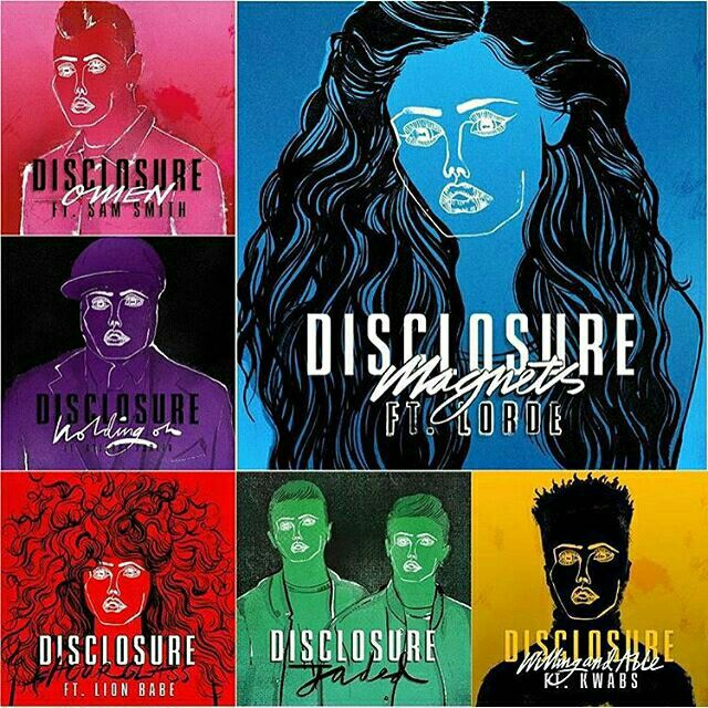 Disclosure Featuring Lorde By @katemoss