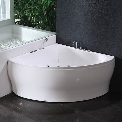 Pin By Terese Carey On For The Home Corner Soaking Tub Soaking Tub Soaking Bathtubs