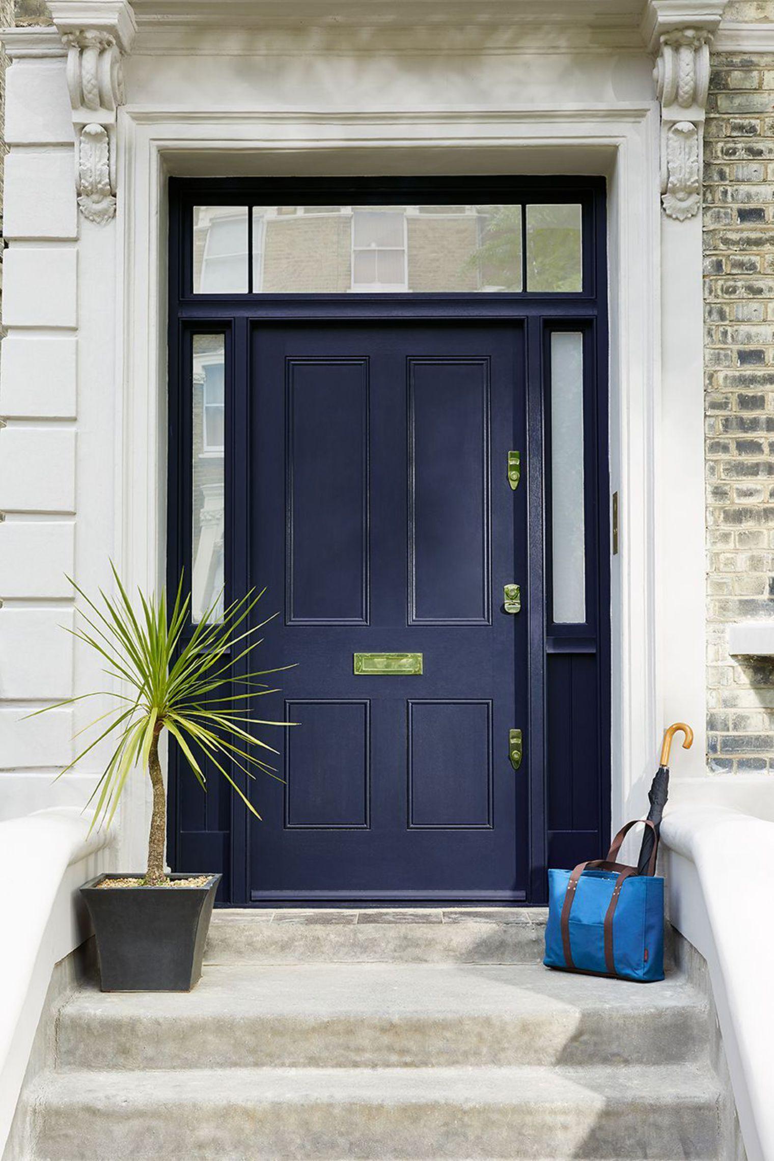 peinture couleur les nouveaux bleus de little greene. Black Bedroom Furniture Sets. Home Design Ideas