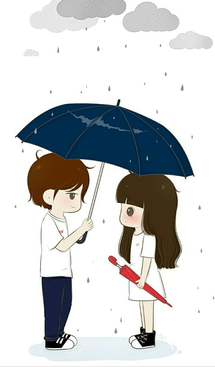 Pin By Nada S On Cuteee Cute Love Wallpapers Cute Couple Wallpaper Love Cartoon Couple