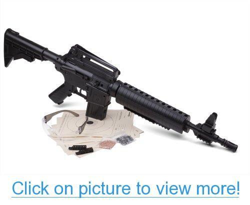 Crosman M4-177 Tactical Style Pneumatic Multi-Pump BB and