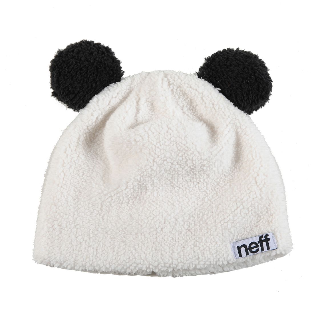 596bfb74518 Neff beanie - The GROWLER~ it looks like a panda