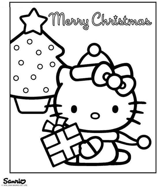 Coloriage Noël Maternelle à Colorier Dessin à Imprimer Color