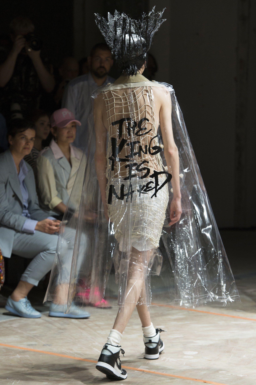 Comme des Garçons Homme Plus Spring 2017 Menswear Fashion ...