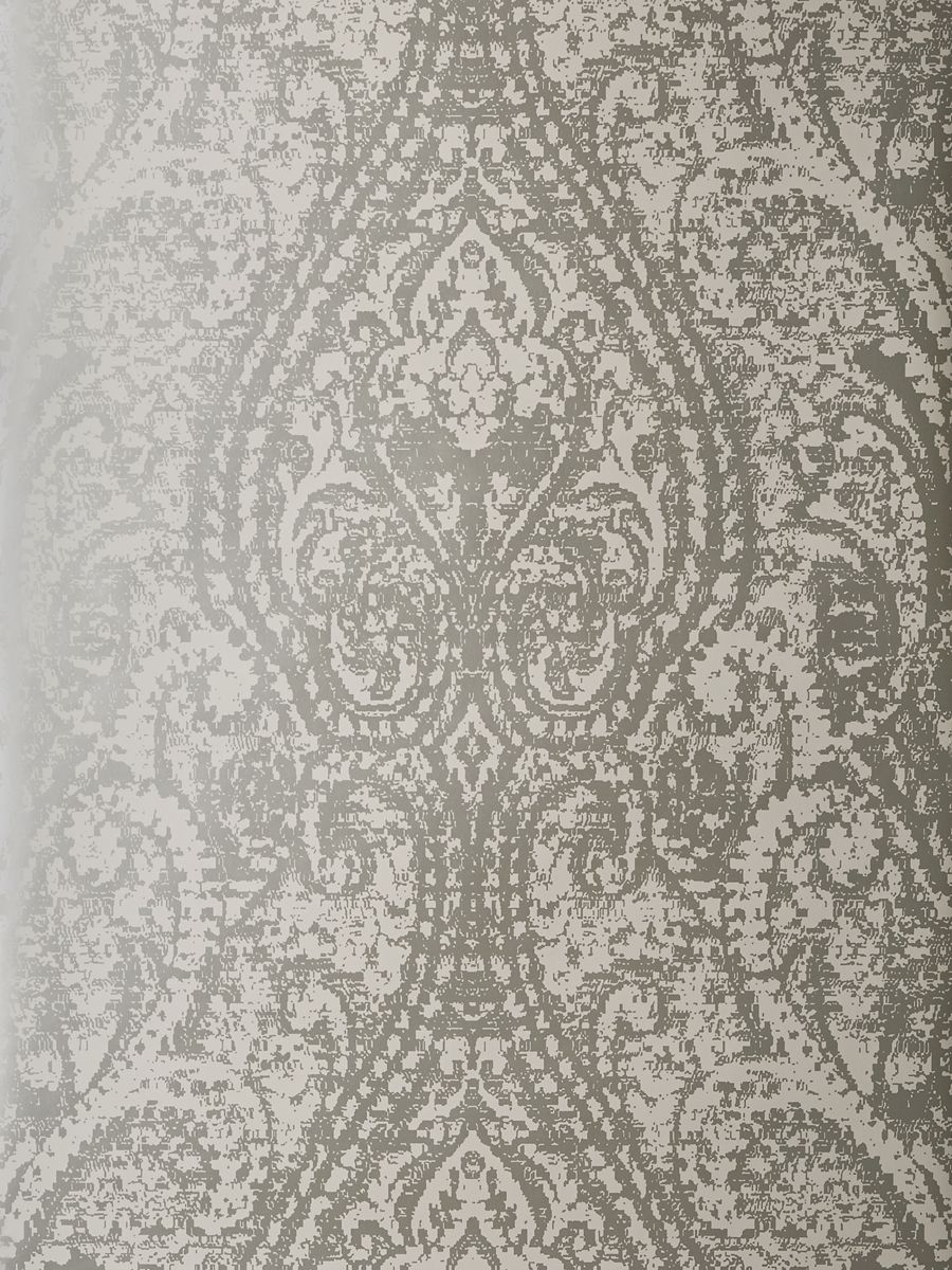 Fabricut Wallcovings In 50172w Cachemire Silver 07 Always Visit A