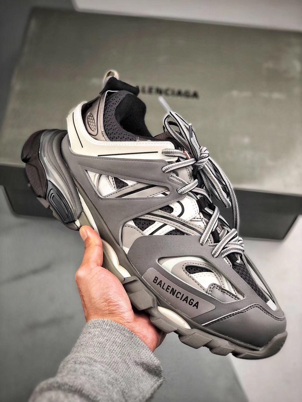 Balenciaga Track Trainer In 2020 Balenciaga Shoes Balenciaga Sneakers
