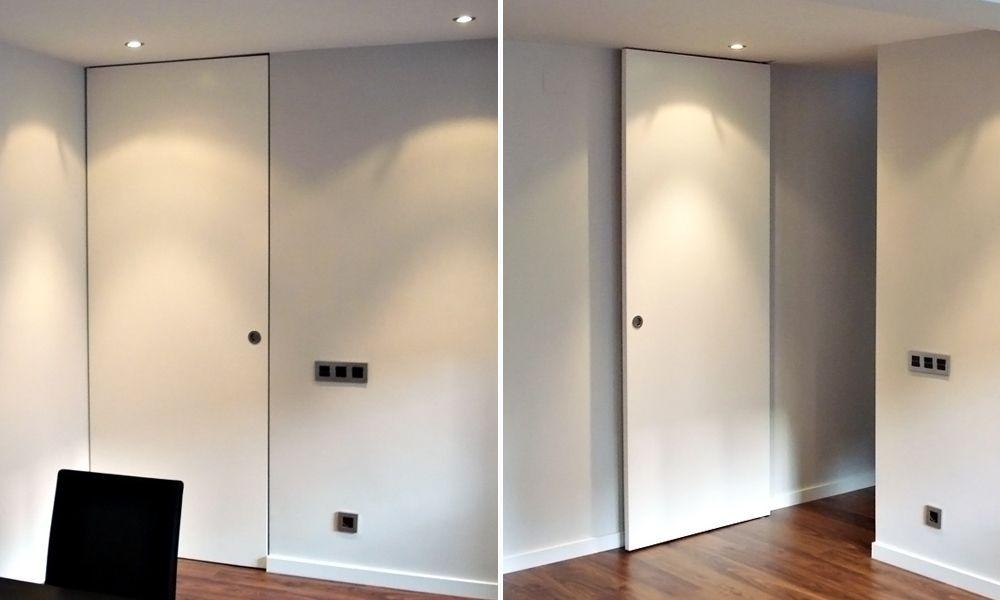 Puerta para ba o en chapa sin marco home depot puertas for Chapas para puertas de bano