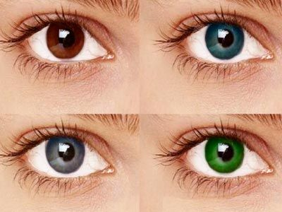 Rare Eye Color Color Eye Stereotypes Why People Have Different Eye