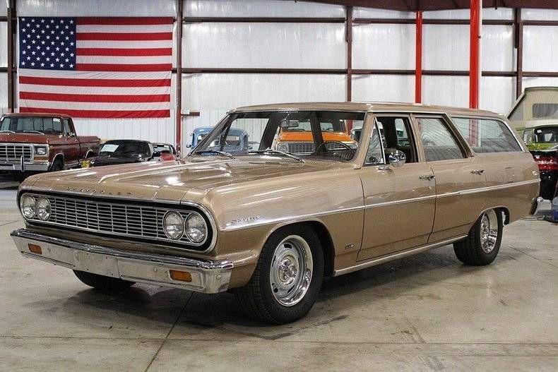 1964 Chevrolet Chevelle Malibu Station Station Wagon Chevrolet