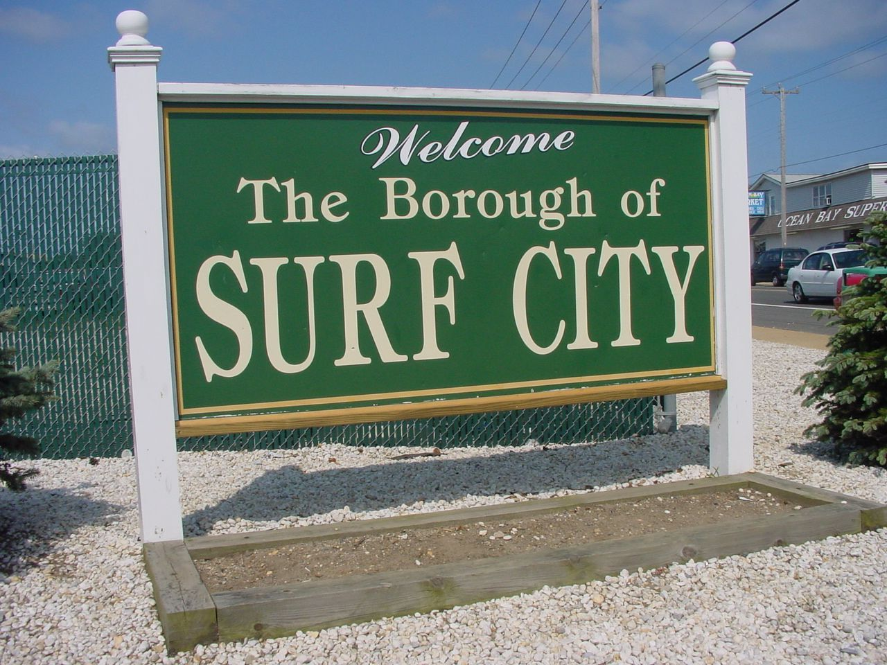 Welcome To Surf City Lbi Nj