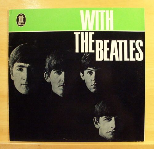 THE-BEATLES-With-the-Beatles-m-Vinyl-LP-All-my-Loving-Please-Mister-Postman