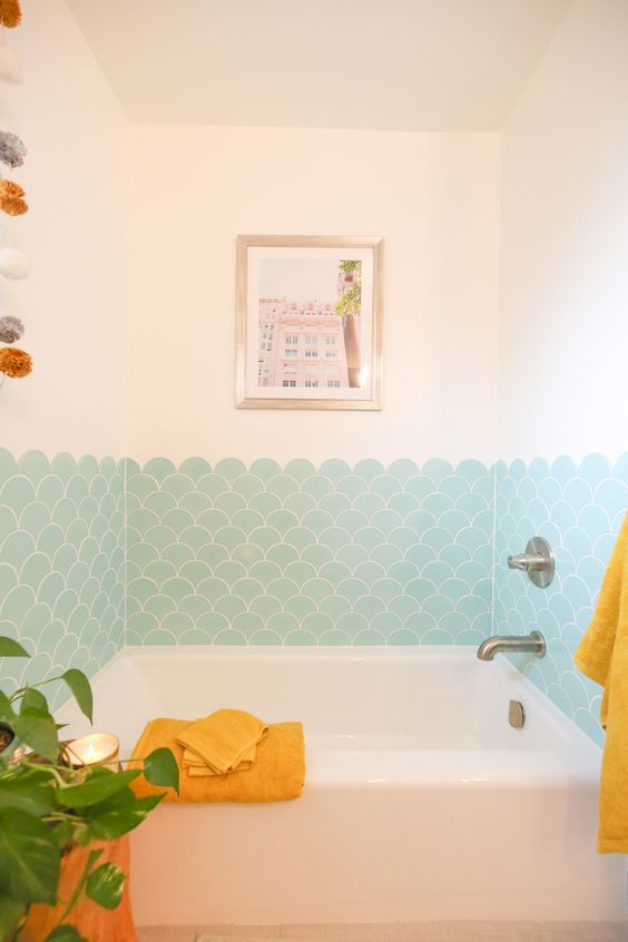 30 Colorful Kids Bathroom Ideas 2020 (Prepare to Get Inspired) - Dovenda