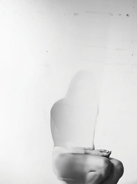 A vanishing portrait by Annemarieke van Drimmelen and Anouk Griffioen