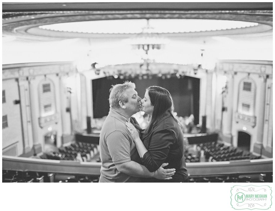 Photography: Megan and Johnnie's Red Bank Fair and Count Basie Theatre Engagement Session    Red Bank, NJ