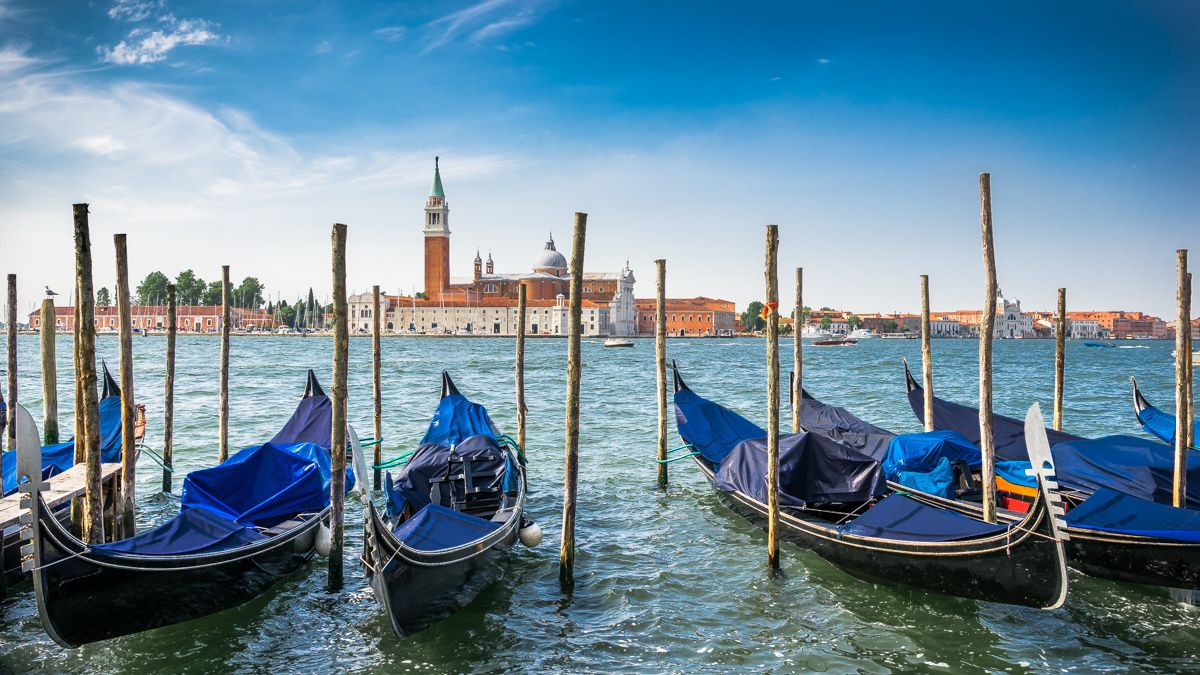 San Giorgio Maggiore - Venice, Italy - Travel photography - If you like my pictures please support me buying a print from my shop http://www.pixael.com/en/shop thanks!  You can follow me on https://www.facebook.com/giuseppemilophoto https://twitter.com/pixael_com https://instagram.com/pixael/